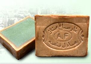 アレッポの石鹸