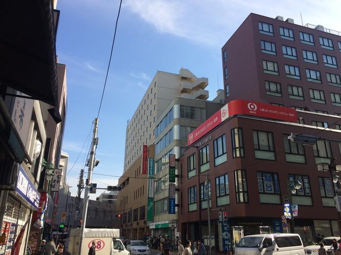 東急REIホテルを目指す