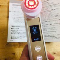 rfボーテの機能4モイスチャーのRF LED
