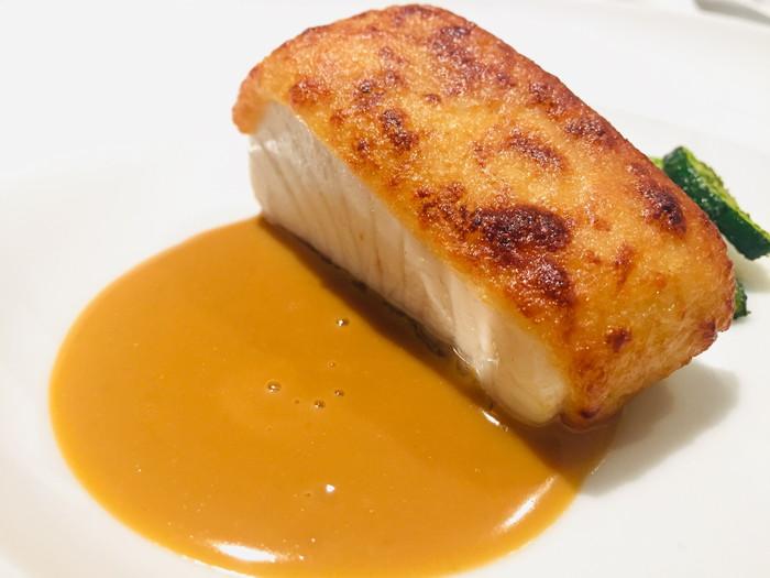 鰆のレフォールチーズ焼き2