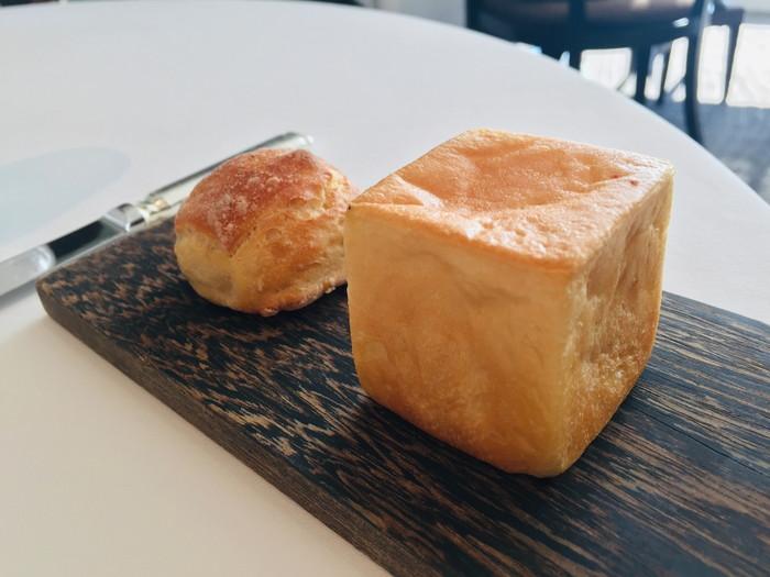 CROWN(クラウン)のパン