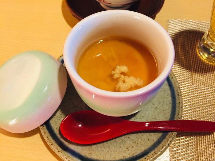 箱根湯宿 然-ZEN-の朝食の温豆腐
