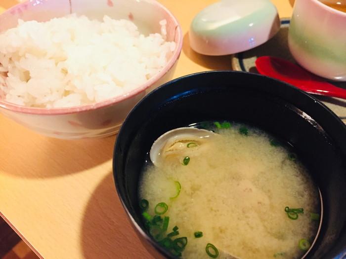 箱根湯宿 然-ZEN-の朝食のごはんセット