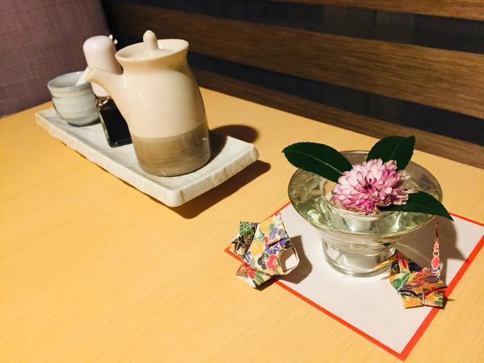 箱根湯宿 然-ZEN-の食堂の醤油
