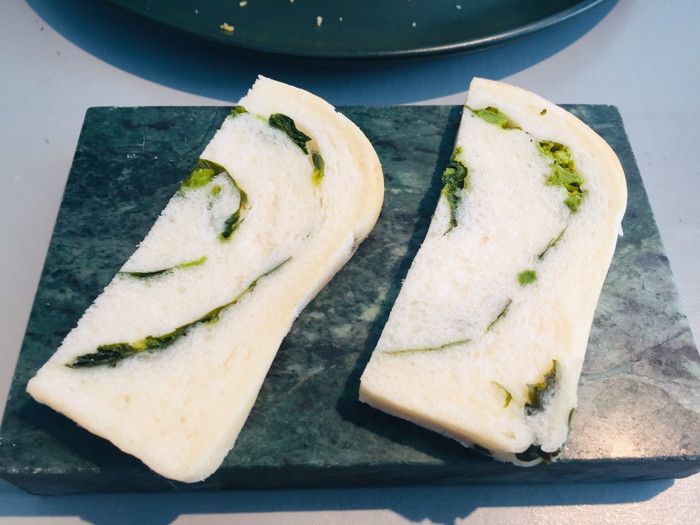 クラフタル (CRAFTALE)のランチ「魚」のパン