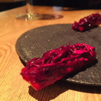 モダンフレンチレストラン「sio(シオ)」の馬肉のタルタル
