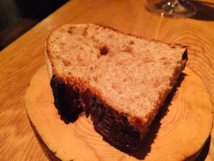 モダンフレンチレストラン「sio(シオ)」のパン
